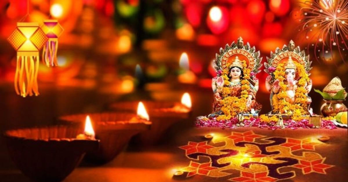 Diwali Marks Good Over Evil With Grandeur Of Lighting