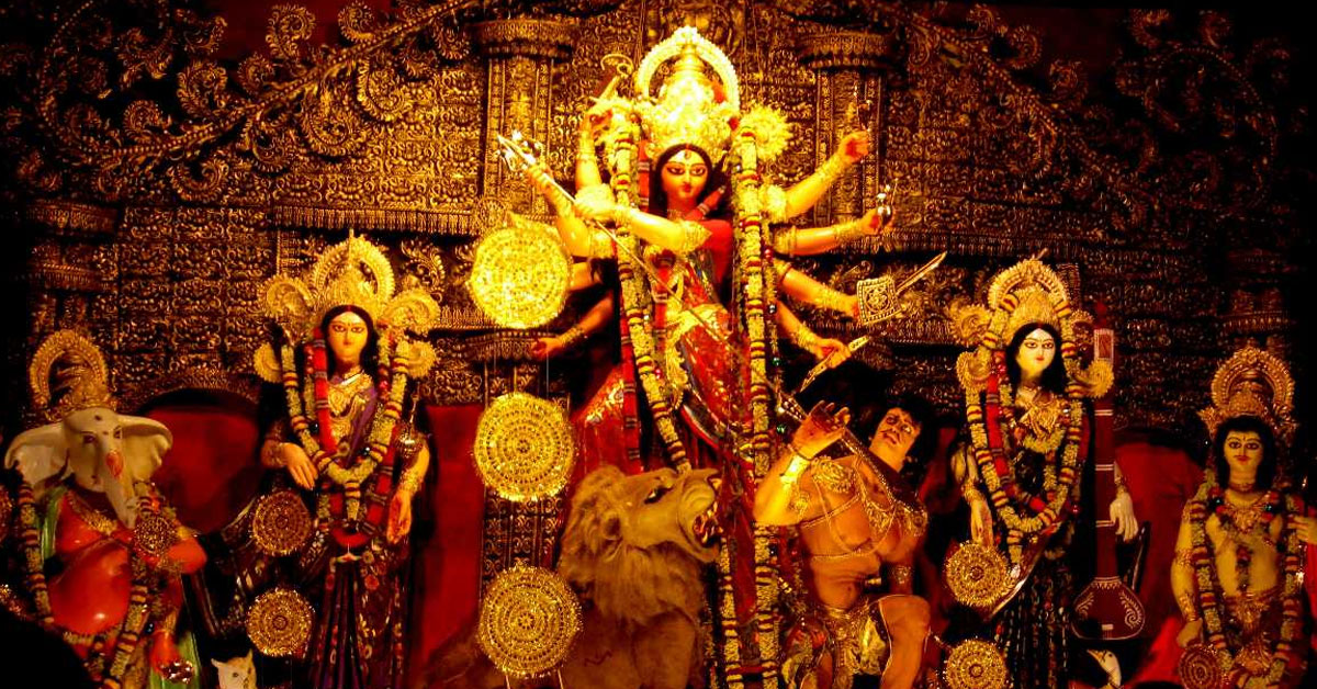 Goddess Durga: The Most Powerful Woman